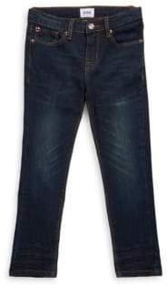 Hudson Little Girl's Dolly Skinny Jeans
