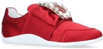 Roger Vivier Pearl Viv Sneakers
