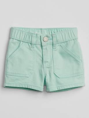 Gap Denim Shorty Shorts