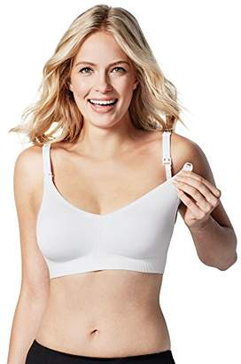 Bravado Women's Maternity Body Silk Seamless Nursing Bra