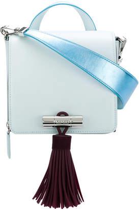 Kenzo hanging tassel tote