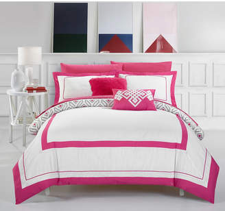Chic Home Beckham 7-Pc Twin Comforter Set Bedding