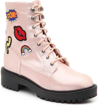 Coolway Drac Combat Boot - Women's