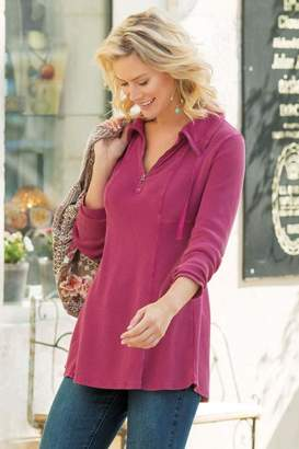 Soft Surroundings Fireside Tunic