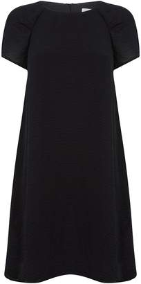 Claudie Pierlot Polka Dot Bow Dress
