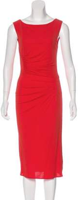 Issa Sleeveless Midi Dress Sleeveless Midi Dress