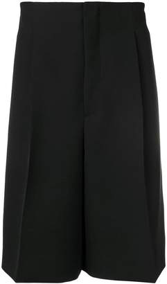 Jil Sander wide leg shorts