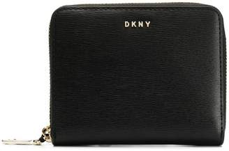 DKNY compact continental wallet