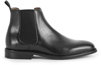 Reiss Tenor Leather Chelsea Boots
