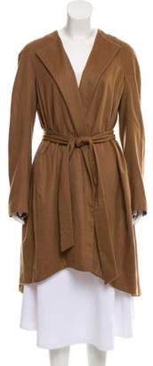 The Row Wrap Long Coat