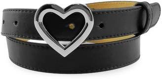 Fashion Focus Heart Buckle Belt
