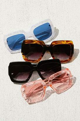 Real Deal Oversized Sunglasses