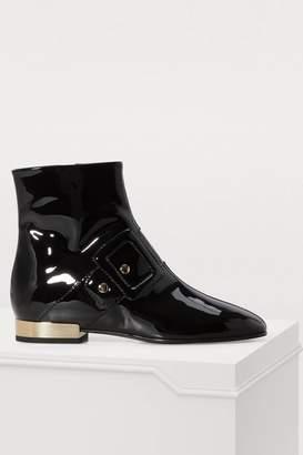 Roger Vivier Trompe l'il ankle boots