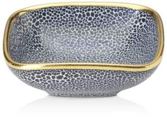Michael Wainwright Panthera Blue and Gold Small Bowl - 100% Exclusive
