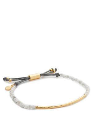 Gorjana Power Gemstone Bracelet For Calming $38 thestylecure.com