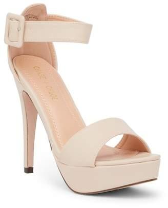 Kimberly Chase & Chloe Platform Sandal