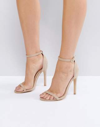 Barely There Truffle Collection Heel Sandals