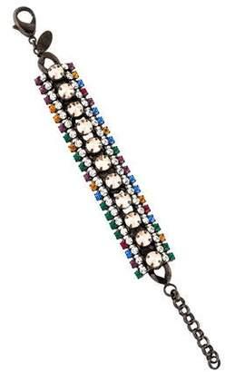 Iosselliani Multicolor Crystal Bracelet