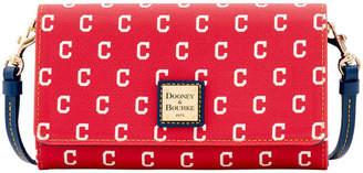 Dooney & Bourke Cleveland Indians Daphne Crossbody Wallet