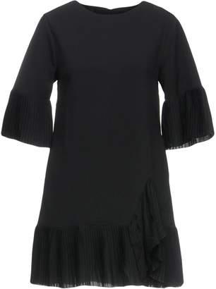 ENGLISH FACTORY Short dresses