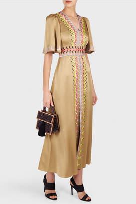 Temperley London Traveller Long Dress