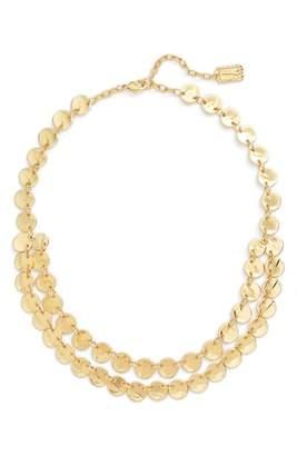 Ariane Karine Sultan Coin Collar Necklace