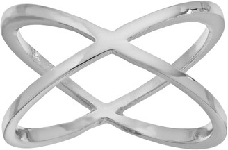 Lauren Conrad Crisscross Ring