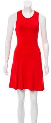 A.L.C. Knit Scoop Neck Dress