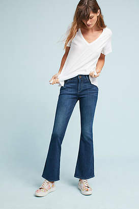 DL1961 Abbey Mid-Rise Slim Boot Petite Jeans