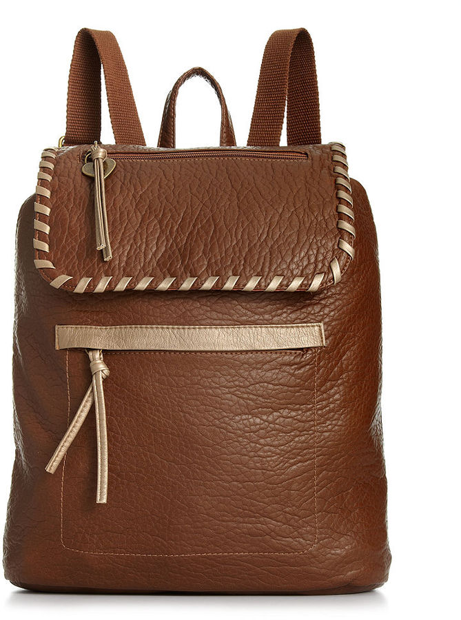 American Rag Handbag, Jordan Whipstitch Backpack