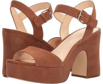 Nine West Fallforu Heel Sandal High Heels