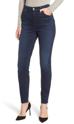 7 For All Mankind b(air) Aubrey High Waist Skinny Jeans