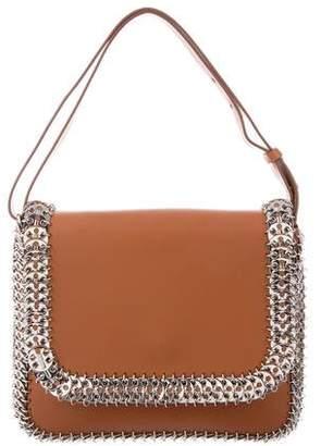 Paco Rabanne Leather Embellished Bag