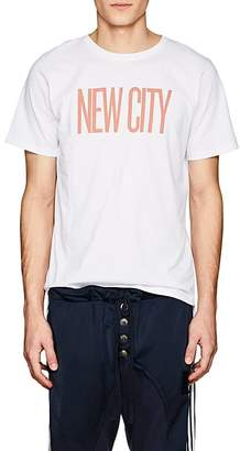 "Saturdays NYC Men's ""New City"" Cotton Jersey T-Shirt"