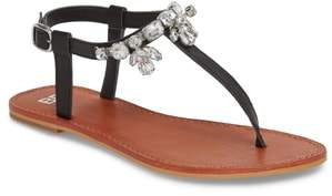 BP Rock Embellished T-Strap Sandal