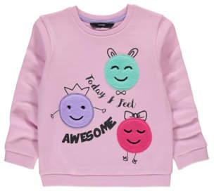 George Pink Monster Sweatshirt