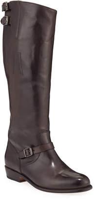 Frye Dorado Tall Leather Riding Boots