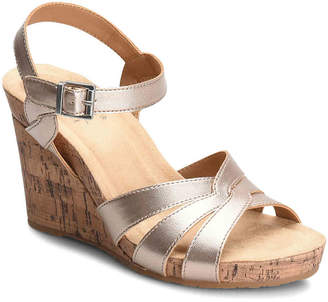0a86fcd6dbb5 Rose Gold Wedges - ShopStyle