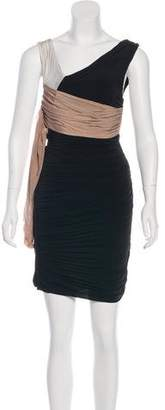 AllSaints Draped Sleeveless Dress