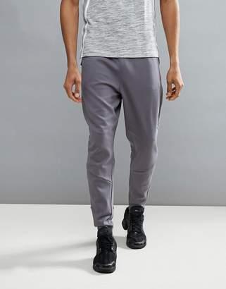 adidas Zne Drop Crotch Joggers In Grey Bp8474
