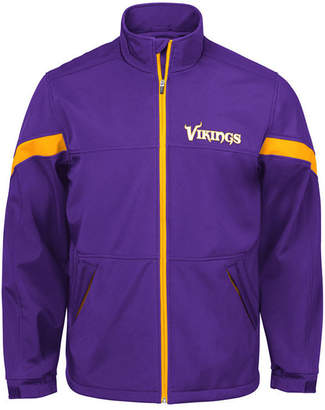 G-iii Sports Men's Minnesota Vikings Softshell Jacket