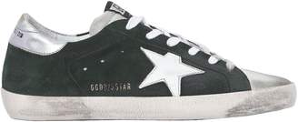 Golden Goose 20mm Super Star Suede Sneakers