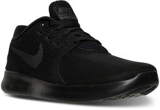 Nike Women's Free Run Commuter Running Sneakers from Finish Line $99.99 thestylecure.com