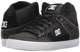 DC High-Top WC TX LE Men's Skate Shoes