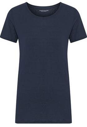 Majestic Filatures Marled Stretch-Linen Jersey T-Shirt