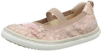 Geox Girls' Jr Kiwi C Ballet Flats