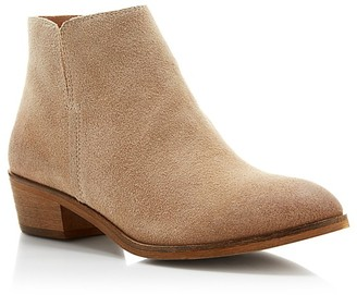 Splendid Hamptyn Suede Booties $178 thestylecure.com