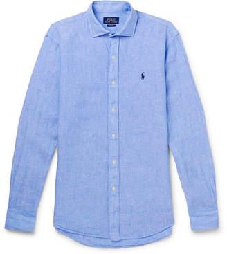 Polo Ralph Lauren Mélange Linen Shirt
