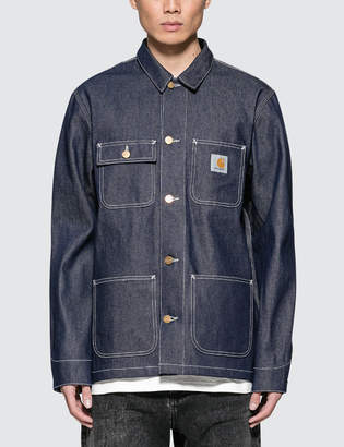 Carhartt Work In Progress 11.25oz 'Norco' Denim Michigan Chore Coat