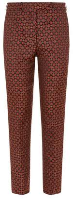 Etro Abstract Straight Fit Trousers